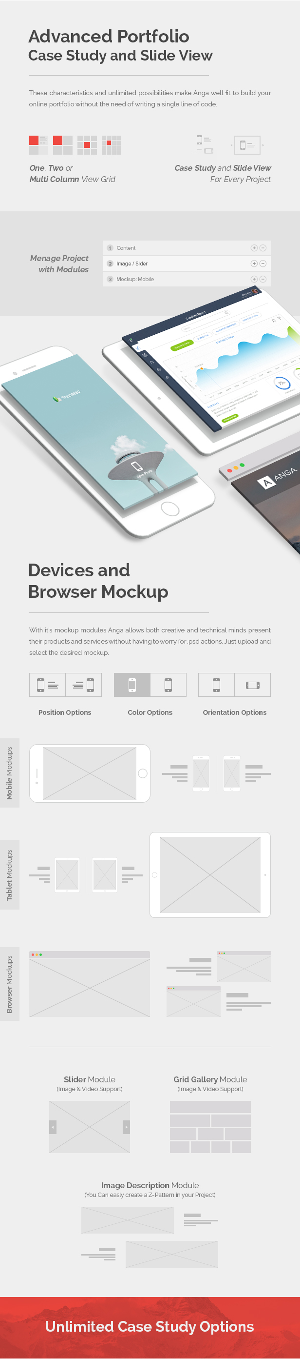 Anga - Multipurpose Elegant and Creative Theme